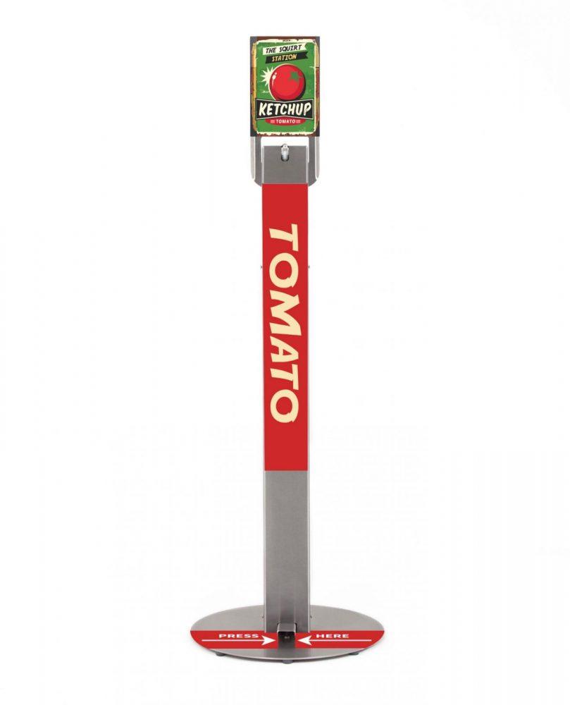 ezeesan squirt station tomato